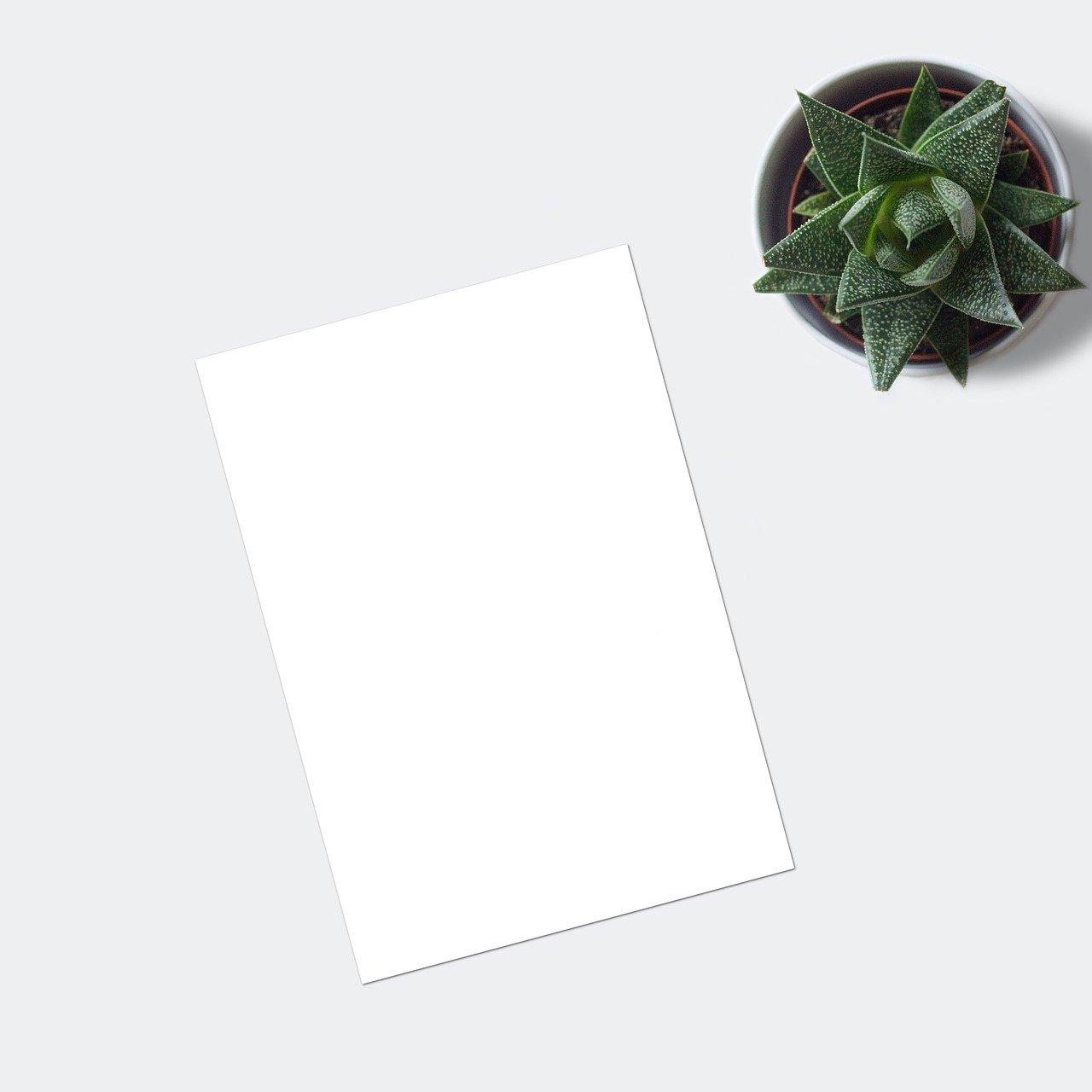 formati uni carta standard